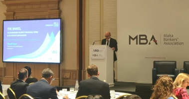 Joint ARQ Group and MBA Conference on AML and Financial Crime – 13th February 2020